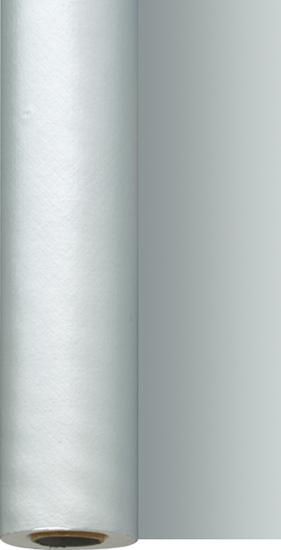 Duni Tischdeckenrolle Uni silber 1,20 x 5 m