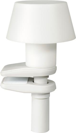 Duni Kerzenhalter Clamp weiß 195 x 118 mm 1 Stück