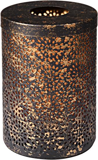 Duni Kerzenhalter Dara Metall 120 x 85 mm 1 Stück