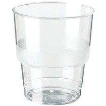 Duni Partygläser glasklar, 23,6 cl,  15 Stück