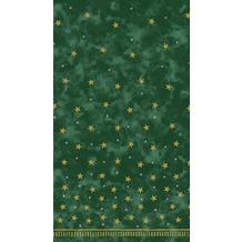 Duni Tischdecken aus Dunicel Motiv Stella green, 138 x 220 cm