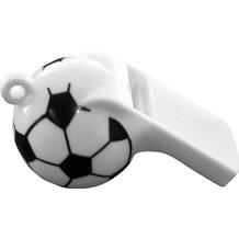 Duni Trillerpfeifen Football Star, 5 Stück