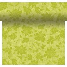 Duni Dunicel-Tischläufer 3 in 1, alle 40 cm perforiert, Motiv Venezia Green, 40 cm x 4,8 m