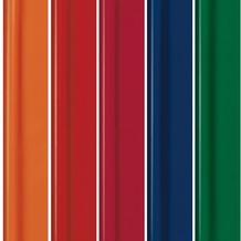 Duni Geschenkpapier auf Rolle, 5 Rollen, Colour Dreams dark, 2 m x 70 cm