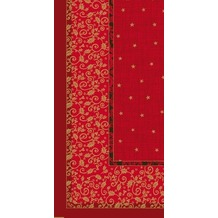 Duni Mitteldecken aus Dunicel Motiv Christmas Dream, 84 x 84 cm