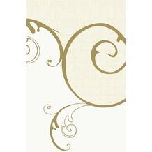 Duni Tischdecken aus Dunicel Motiv Vincent Champagne, 120 x 180 cm