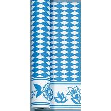 Duni Tischdeckenrolle aus Dunicel Motiv Bayernraute, 1,2 x 40 m
