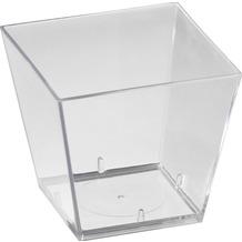 Duni Amuse-Bouche® Square, klein transparent 60 ml 25 Stück