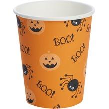 Duni Becher Pappe Halloween Ghosts 24 cl 10 St.