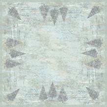 Duni Duni Dunicel-Mitteldecken Blue Winter 84 x 84 cm 20 Stück