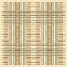 Duni Dunicel-Mitteldecken Brooklyn Cream 84 x 84 cm unverpackt 20 Stück
