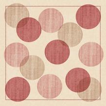 Duni Dunicel-Mitteldecken Gravito 84 x 84 cm 100 Stück