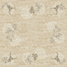 Duni Duni Dunicel-Mitteldecken Wild Deer 84 x 84 cm 20 Stück