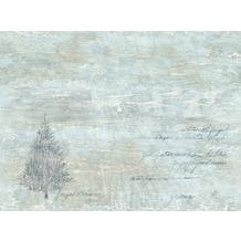 Duni Duni Dunicel-Tischsets Blue Winter 30 x 40 cm 100 Stück
