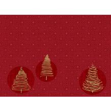 Duni Dunicel-Tischsets Elegant Trees 30 x 40 cm 100 Stück