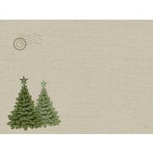 Duni Duni Dunicel-Tischsets Fir Forest 30 x 40 cm 100 Stück