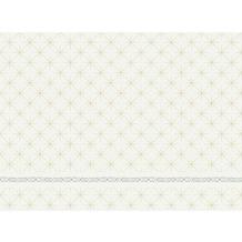 Duni Dunicel-Tischsets Glitter White 30 x 40 cm 100 Stück