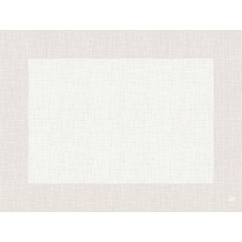 Duni Dunicel-Tischsets Linnea weiß 30x40cm 500 St.