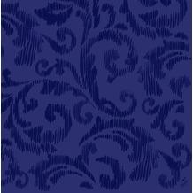 Duni Dunilin®-Servietten Saphira Dark Blue 40 x 40 cm 50 Stück