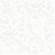 Duni Dunilin®-Servietten Saphira White 48 x 48 cm 1/ 4 Falz 40 Stück