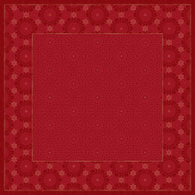 Duni Duni Dunisilk-Mitteldecken All Stars 84 x 84 cm 20 Stück