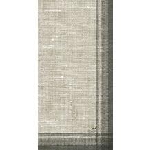 Duni Dunisoft-Servietten, Motiv Linus black 40x20 cm 1/ 8 Buchfalz 120 St.