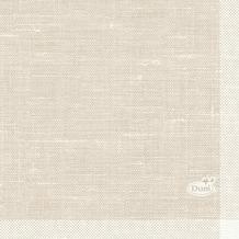 Duni Dunisoft-Servietten, Motiv Weave white 20x20 cm 180 St.
