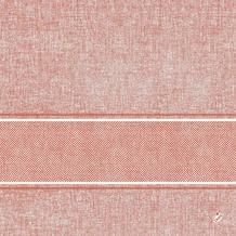 Duni Klassik-Serviette Motiv Lina mandarin 40x40 cm 4lagig, geprägt 50 St.