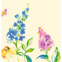 Duni Klassikservietten Sweet Spring 40 x 40 cm 50 Stück