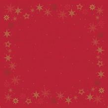 Duni Mitteldecken Dunicel® Star Stories Red 84 x 84 cm 1 Stück