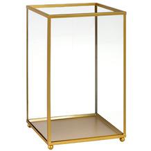 Duni Noble gold, Glas 220 x 140 mm 1 Stück