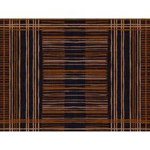 Duni Papier-Tischsets Brooklyn Black 30 x 40 cm 250 Stück