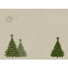 Duni Duni Papier-Tischsets Fir Forest 30 x 40 cm 250 Stück