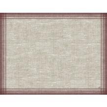 Duni Papier-Tischsets, Motiv Linus bordeaux 35x45cm 250 St.