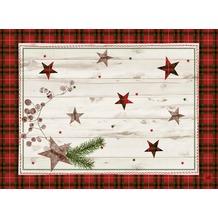 Duni Papier® Tischsets Naturally Christmas 30 x 40 cm 100 Stück