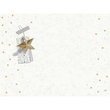 Duni Papier® Tischsets Playful Message 30 x 40 cm 250 Stück