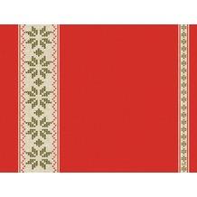 Duni Papier® Tischsets Urban Yule Red 30 x 40 cm 250 Stück