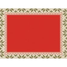 Duni Papier® Tischsets Urban Yule Red 33 x 40 cm 100 Stück
