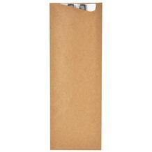 Duni Sacchetto Zelltuch XL Kraftpapier/ weiß 240 x 85 mm 350 Stück