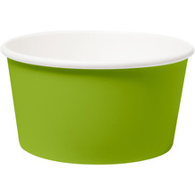 Duni Duni Schüssel Pappe Green 42 cl 10er