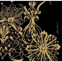 Duni Servietten Tissue Dolce Vita Black 33 x 33 cm 20 Stück