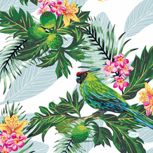 Duni Servietten Tissue Fruity Jungle 33 x 33 cm 20er