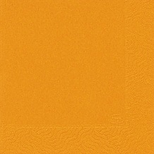 Duni Servietten Tissue orange 33 x 33 cm 50 St.