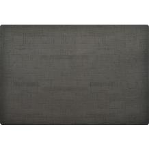 Duni Silikon-Tischsets schwarz 30 x 45 cm 6 Stück