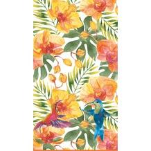Duni Tischdecke Dunisilk®+ Cuban Summer 138 x 220 cm 1 St.