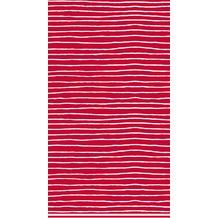 Duni Tischdecke Dunisilk®+ Red Stripe 138 x 220 cm 1 St.