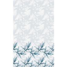 Duni Tischdecken Dunicel® Blue Leaves 138 x 220 cm 1er