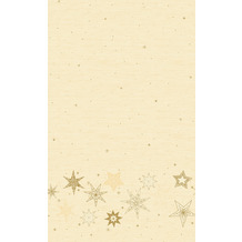 Duni Tischdecken Dunicel® Star Stories Cream 138 x 220 cm 1 Stück