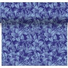 Duni Tischläufer 3 in 1 Motiv Firenze Blue 0,4 x 4,80 m 1 Stück