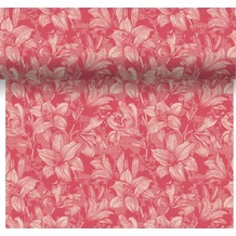 Duni Tischläufer 3 in 1 Motiv Firenze Pink 0,4 x 4,80 m 1 Stück